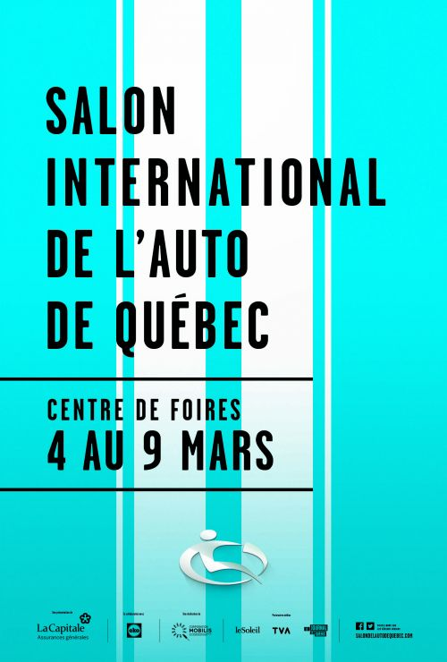 33e salon international de l auto de qu bec for Salon de the quebec